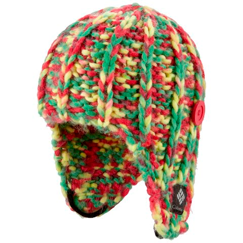 Product image of Columbia Youth Boy ' S Adjust Your Altitude Peruvian Hat - Afterglow
