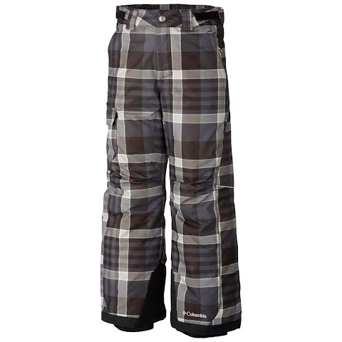 Columbia Boy ' S Youth Bugaboo Pant