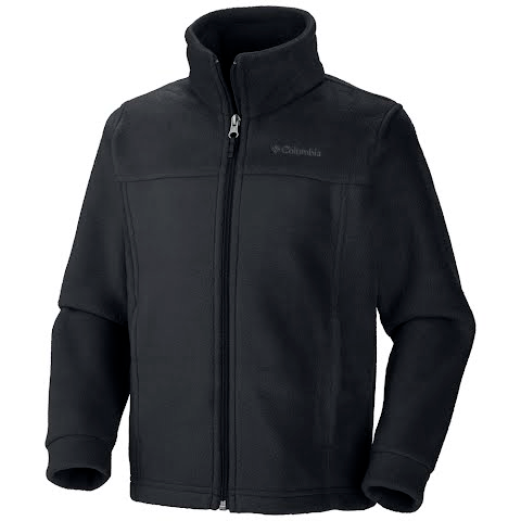 Columbia Boy ' S Youth Steens Mt Ii Fleece Jacket - Black