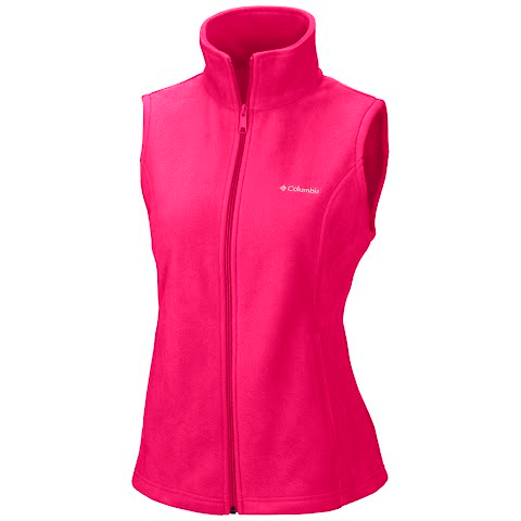 Product image of Columbia Women ' S Benton Springs Vest - Bright Rose