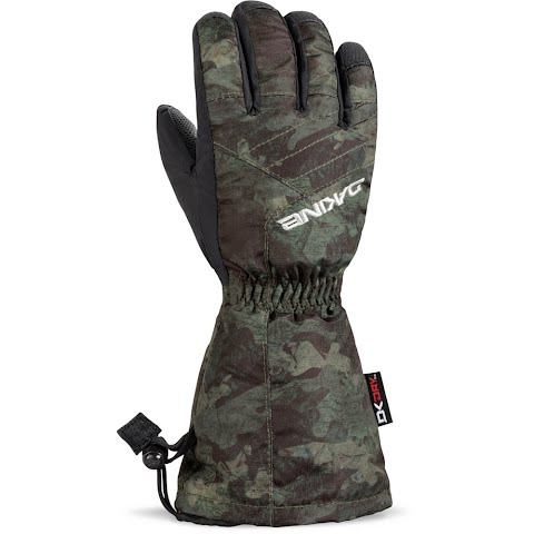 Dakine Youth Tracker Glove - Peat Camo thumbnail