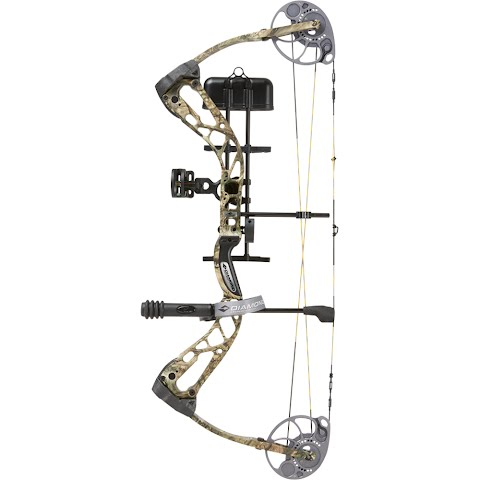 "Diamond Archery Edge Sb – 1 7 – 70 #, 15 – 30 "" Draw , Rh Compound Bow Package – Kryptek Highlander"