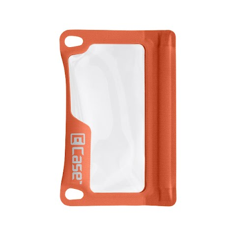 Product image of E - Case Eseries 8 Waterproof Mobile Device Case - Orange