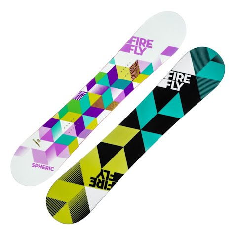 Product image of Firefly Women's Spheric Snowboard - Multi