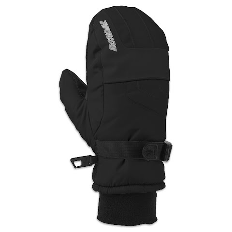 Image of Gordini Mens Ultra Dri - Max Vii Mittens - Black