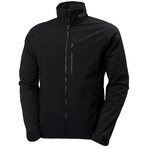 Product image of Helly Hansen Mens Paramount Softshell Jacket - Black