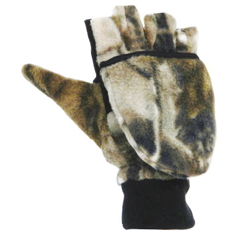 Hot Shot Youth Bulls Eye Fleece Glomitt - Realtree Ap thumbnail