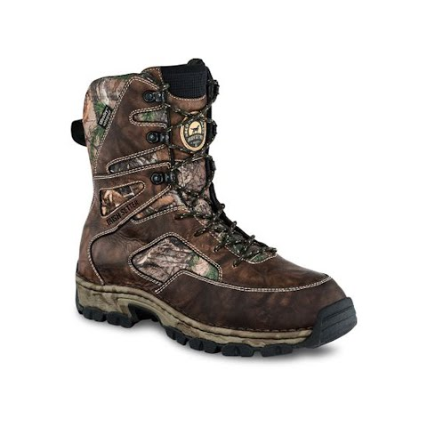 Irish Setter Men ' S Havoc Xt 10 Inch Insulated Hunting Boots – Realtree Camo