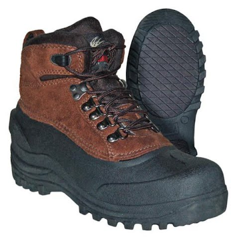 Itasca Mens Icebreaker Winter Boot – Brown