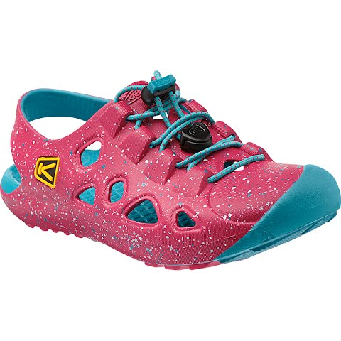 Product image of Keen Youth Kid ' S Rio Sandal - Honeysuckle / Capri Breeze