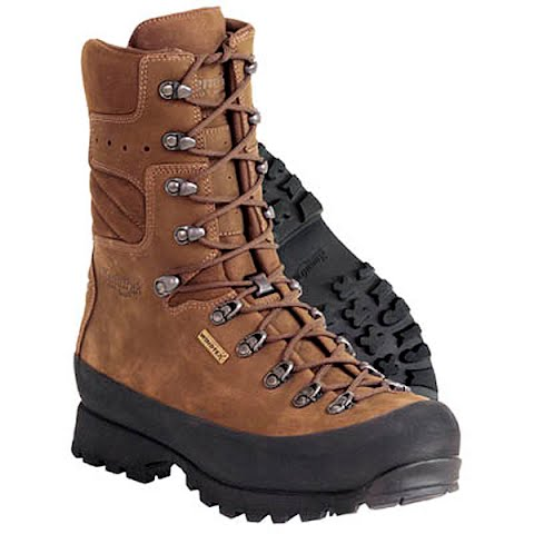 Kenetrek Mens Mountain Extreme Non – Insulated Hunting Boots – Brown