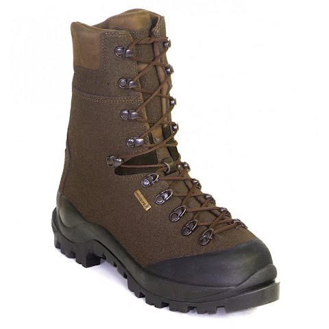 Image of Kenetrek Mens Mounain Guide Insulated Boot - Brown