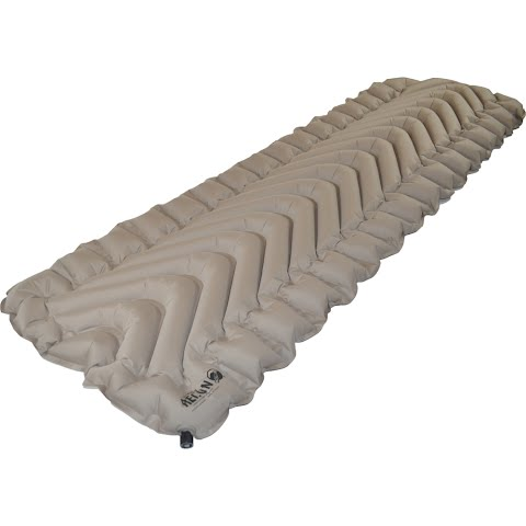 Image of Klymit Insulated Static V Recon Air Mattress - Coyote / Sand