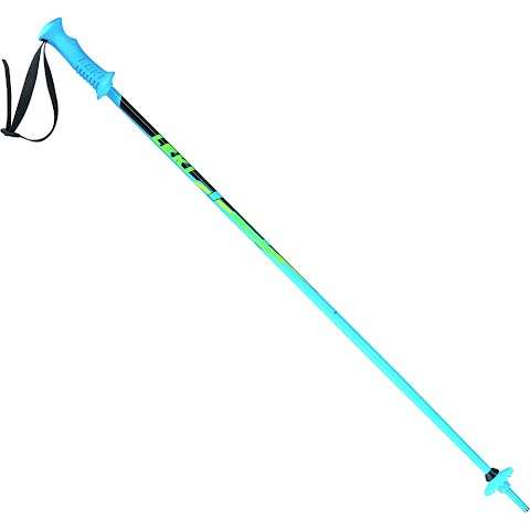 Product image of Leki Youth Rider Ski Poles - Cyan