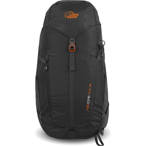 Image of Lowe Alpine Airzone Trail 35l Internal Frame Pack - Black