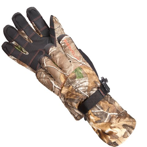 Manzella Mens Grizzly All Purpose Hunting Glove – Realtree Xtra