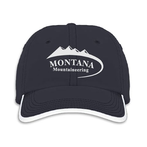 Image of M T Mountaineering Ball Cap - Navy