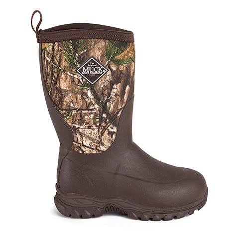 Image of Muck Boot Co Youth Rugged Ii - Realtree Xtra