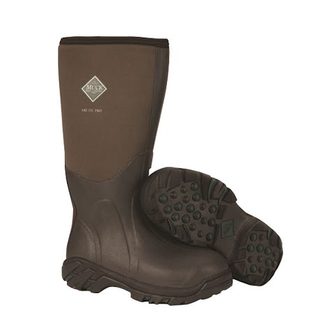 Image of Muck Boot Co Men ' S Arctic Pro Neoprene Boot - Bark