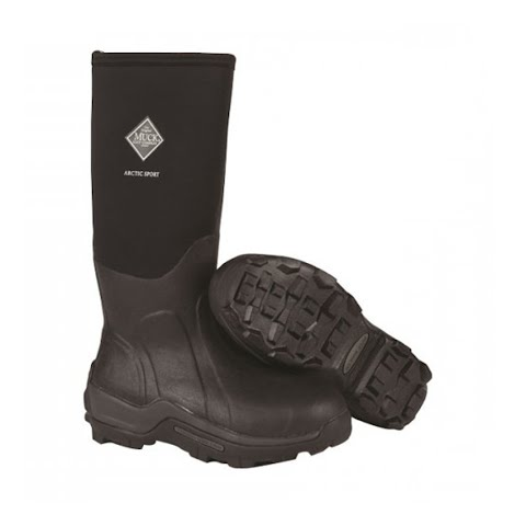 Image of Muck Boot Co Arctic Sport Etreme Conditions Sports Boot - Black