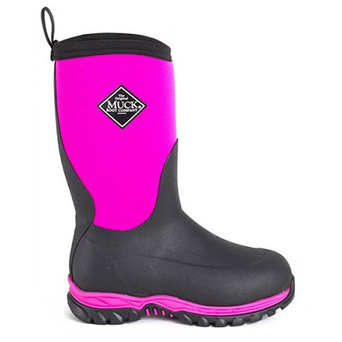 Image of Muck Boot Co Youth Rugged Ii - Pink