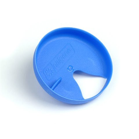 Image of Nalgene Easy Sipper Wide Mouth Lids - Blue