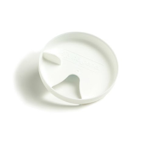 Image of Nalgene Easy Sipper Wide Mouth Lids - White