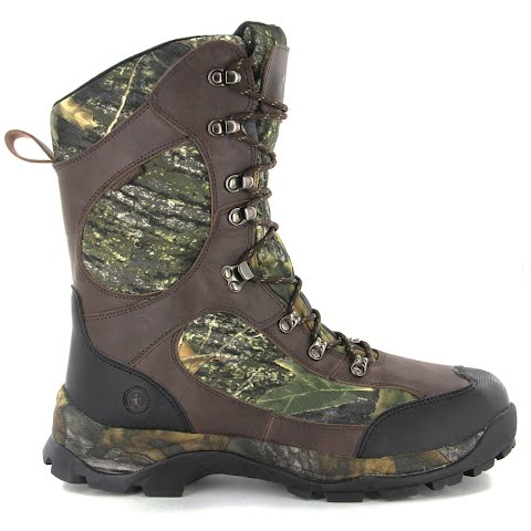 Northside Mens Prowler 11 Inch 800g Hunting Boots - Camo / B