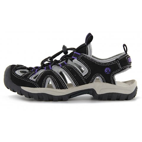 Product image of Northside Youth Burke Ii Sandal - Black / Lilac