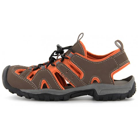 Product image of Northside Youth Burke Ii Sandal - Brown / Orange