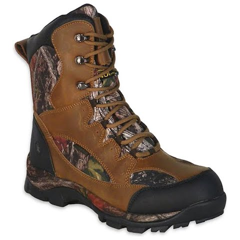 Northside Mens Renegade 9 . 5 Inch 400g Hunting Boots – 257tan / Camo