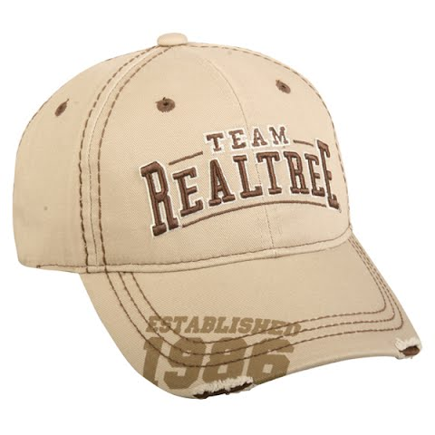Outdoor Cap Men ' S Team Realtree Cap – Khaki