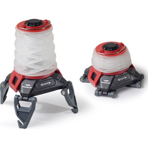 Product image of Princeton Tec Helix Backcountry Lantern - Black / Red