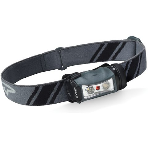 Product image of Princeton Tec Sync 150 Lumens Headlamp - Grey / Black