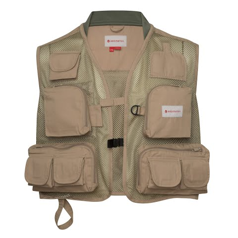 Image of Redington Clark Fork Mesh Fishing Vest - Sage