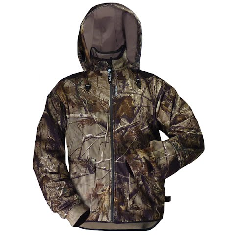 Rivers West Men ' S Snake River Hunting Jacket – Realtree Ap