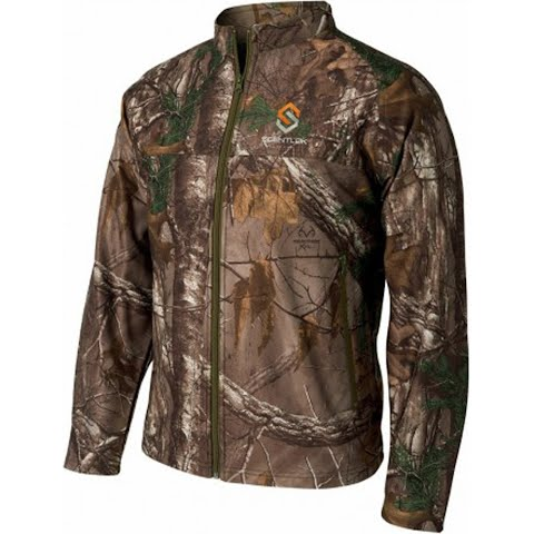 Scent Lok Men ' S Midweight Jacket – Realtree Xtra