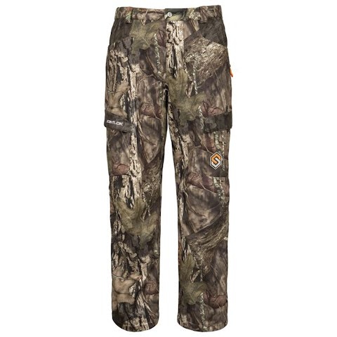 Scent Lok Men ' S Full Season Taktix Pant – Realtree Edge