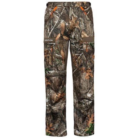 Scent Lok Men ' S Savanna Crosshair Pant – Realtree Edge