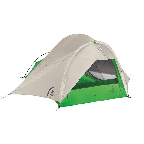 Product image of Sierra Designs Nightwatch 2 Person 3 Season Tent - Tan / Green