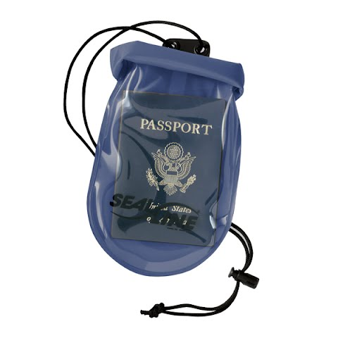 Product image of Seal Line See Pouch ( Large ) - Blue