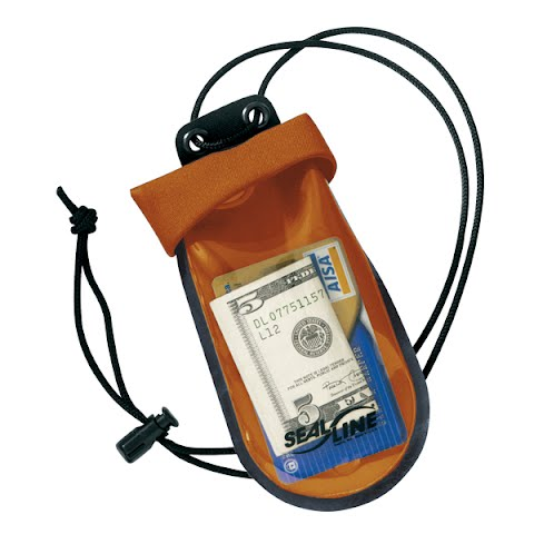 Product image of Seal Line See Pouch ( Small ) - Orange