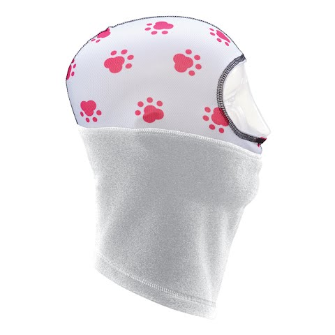 Product image of Seirus Junior Thick N Thin Headliner Prints - Paws