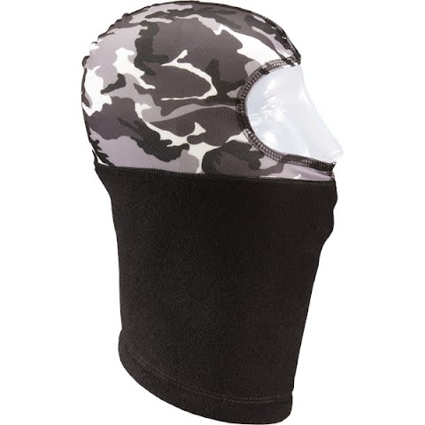 Product image of Seirus Junior Thick N Thin Headliner Prints - Snow Camo