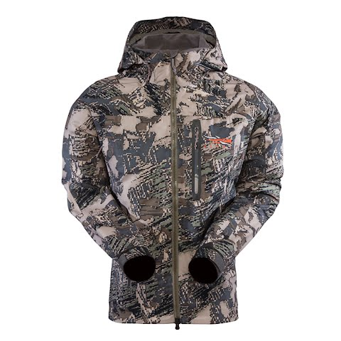 Sitka Gear Mens Coldfront Jacket – Optifade Opencountry
