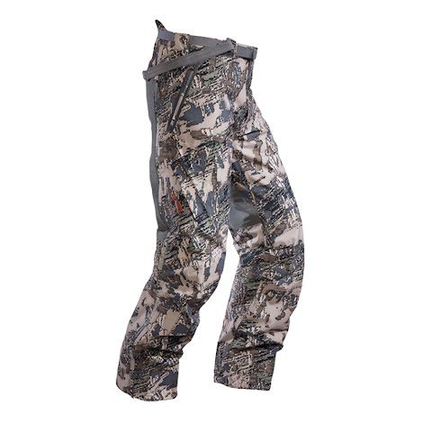 Sitka Gear Mens Coldfront Bib Pant – Optifade Open Country