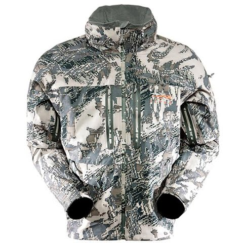 Sitka Gear Men ' S Cloudburst Jacket – Optifade Open Country