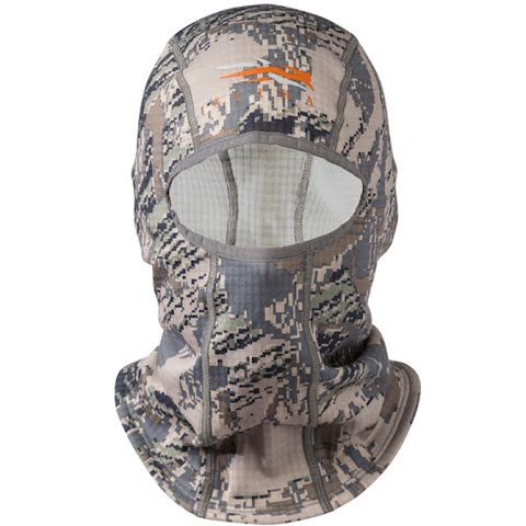 Sitka Gear Men ' S Core Heavyweight Balaclava – Optifade Open Country