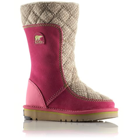 Product image of Sorel Children's Campus Tall Boots - Glamour