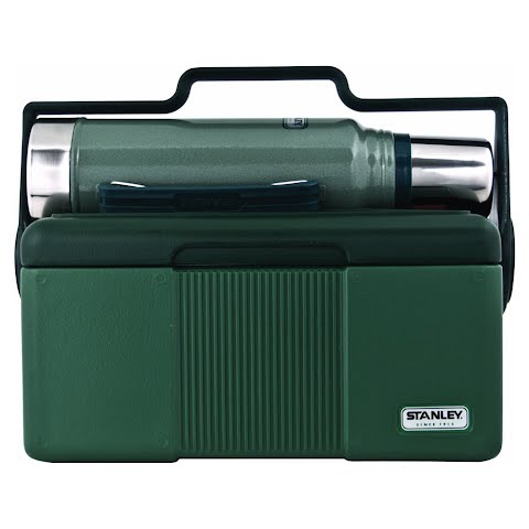 Stanley Classic Lunchbox Cooler And Bottle Combo - Green -  1001026